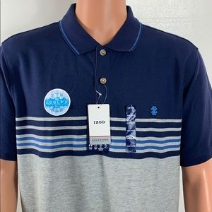 🌟 IZOD Advantage Performance Polo Shirt